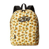 Vans Realm Backpack Sunflower(True White) - Zappos.com Free Shipping BOTH Ways