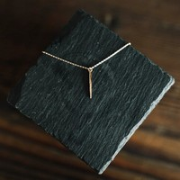 Quill Necklace ( As Seen On Arrow )