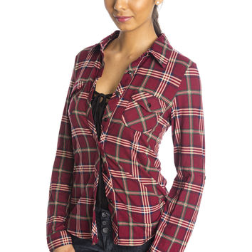 Softest Flannel Ever - Red ed