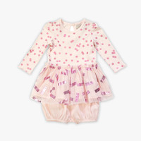 Stella McCartney Kids Primrose Baby Girl Star Print Dress - 403346 SFK15