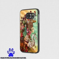 Studio Ghibli Characters new for iphone 4/4s/5/5s/5c/6/6+, Samsung S3/S4/S5/S6, iPad 2/3/4/Air/Mini, iPod 4/5, Samsung Note 3/4 Case * NP*