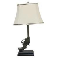 Gun Table Lamp | Shop Hobby Lobby