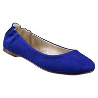 Womens Mossimo Supply Co. Ona Ballet Flats - Royal Blue