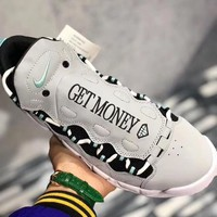 Nike Air More Money Woman Men Fashion Sneakers Sport Shoes