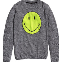 Fine-knit Sweater - from H&M