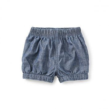 Citizen Chambray Bubble Shorts