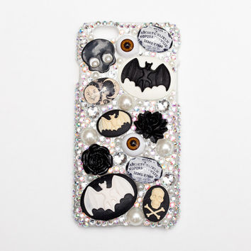 Ouija goth spooky decoden iPhone 6 phone case
