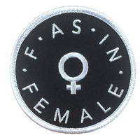 F as in Female Patch