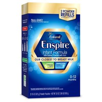 Enfamil Enspire Infant Formula, Powder 30oz Refill Box
