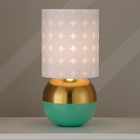 Dotted Glow Table Shade | The Land of Nod