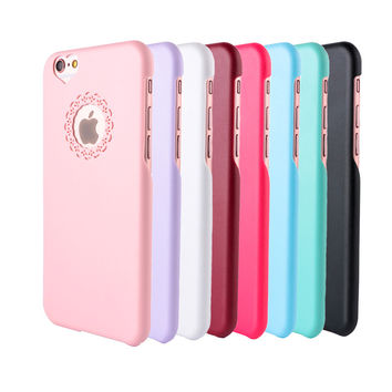 Loving Heart Hard Plastic Pc Phone Case For Iphone 6 6s 4.7inch