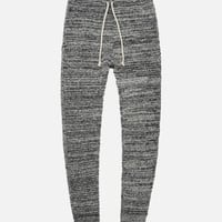 Boucle Sweats / Black Melange
