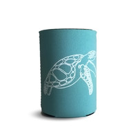 Sea Turtle Neoprene Koozie
