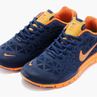 """NIKE"" Women's Trending Fashion Casual Dark Blue Sports Shoes"