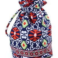 Vera Bradley Ditty Bag in Sun Valley