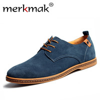 Oxford Male Footwear