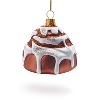 Cinnamon Roll Ornament | Sur La Table