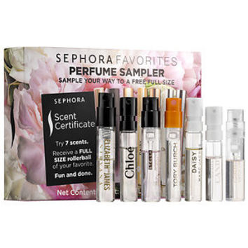 Sephora Favorites Travel Perfume Sampler