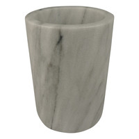 Marble Wine Cooler - White (MWC57)