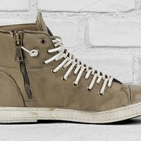 Artisan Double Lace Sneaker - Shoes -> Casual | John Varvatos