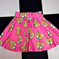 SWEET LORD O'MIGHTY! HEY ARNOLD SK8er SKIRT