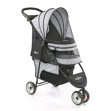 Regal PLUS Pet Dog 3-Wheel Jogging Stroller