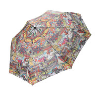 Marvel Comics Collage Umbrella