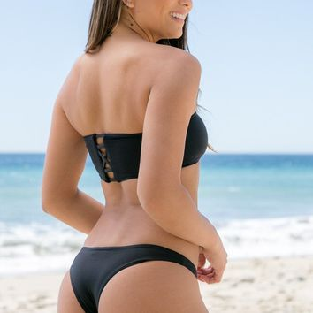 Shore - Skimpy Girl Bottom | Black