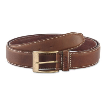 Style n Craft 391902 Leather Belt in Brown Color