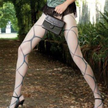 Trasparenze Chelsea Tights - MyTights.com