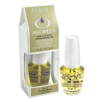 OPI Avoplex Nail & Cuticle Replenishing Oil Treatment 0.5 oz