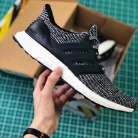 Adidas Ultra Boost 4.0 Ub Oreo Sport Running Shoes - Best Online Sale
