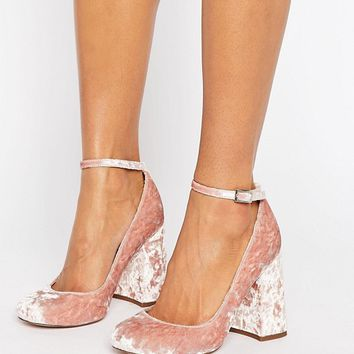 ASOS PARADE High Block Heels at asos.com