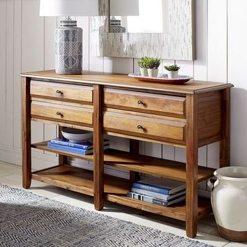 Anywhere Java Console Table with Knobs