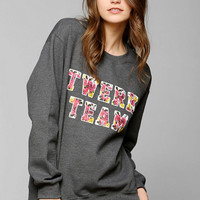 The Reason Twerk Team Pullover Sweatshirt - Urban Outfitters
