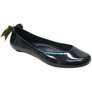 Oka-B Lily Vegan Ballet Flats (licorice)