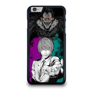 LIGHT AND RYUK DEATH NOTE  iPhone 6 / 6S Plus Case Cover