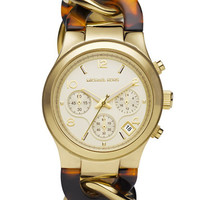 Michael Kors Ladies Runway Twist Chronograph Watch