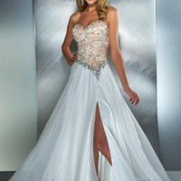 MacDuggal 81838M at Prom Dress Shop
