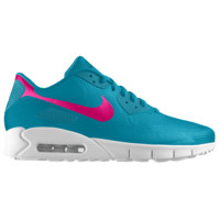Nike Air Max 90 NM HYP Premium iD Kids' Shoe Size 6Y (Blue)