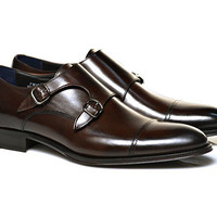 Brown Monk Strap Fw121131i | Suitsupply Online Store