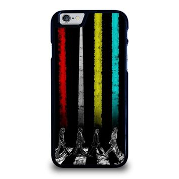 THE BEATLES COLOR ROAD iPhone 6 / 6S Case