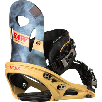 Flux RK RAW Snowboard Binding RAW,