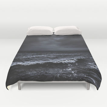 I´m fading Duvet Cover by HappyMelvin