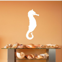 Seahorse Style A Vinyl Wall Decal 22562