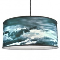 Stormy Sky Shade Ceiling Light from Studiomold | Made By | £204.00 | BOUF