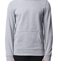 Modern Amusement Toggle Hoodie - Mens Hoodies - Gray