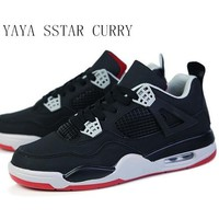 YAYA SSAR CURRY 2017 basketball shoes original men's basketball shoes Jordan 4 sports