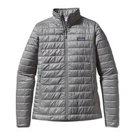 Patagonia Women's Nano Puff Jacket | Black
