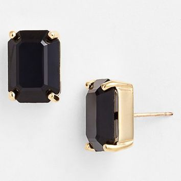 Women's kate spade new york stone stud earrings